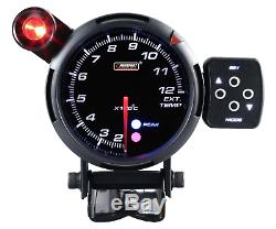 Prosport 80mm Exhaust Gas Temperature Gauge Exhaust Display Pic
