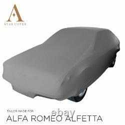 Protection Cover Compatible With Alfa Romeo Alfetta For Grey Interior