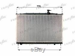 Radiator For Hyundai Santa Fe II 2.2 Crdi 4x4,2.2 Crdi 2.2 Crdi Gls 4x4,2.7