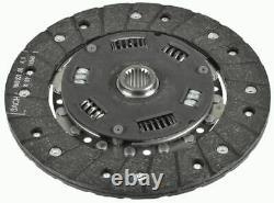 Sachs Clutch Disc For Alfa Romeo 75 (162b) Gtv (116) Alfetta Gt (116)