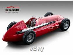 Tecnomodel Alfa Romeo Alfetta 159 Million In 1951 Press Release Red 1/18 Scale De