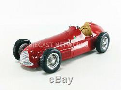 Tecnomodel Mythos 1/18 Alfa Romeo Alfetta 159 Million In 1951 Tm181 Press Release
