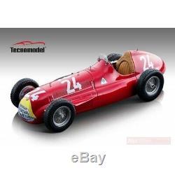 Tecnomodel Tmd18147c Alfa Romeo Alfetta 159 N. M 24 Swiss Gp 1951 Fangio 118
