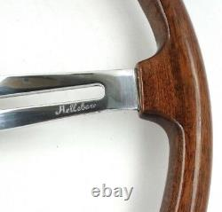 True Maserati Mistral Ellébore 400mm Wood Rims Direction Superb Wheel