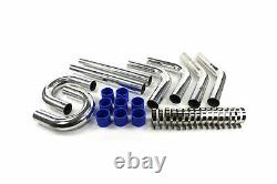 Universal Intercooler Pipery Inter Cooler Piping Turbo Focus 2.75