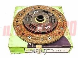 Valeo Clutch Disc D143x Alfa Romeo Alfetta + 75 + Giulietta 1.6 CC Original