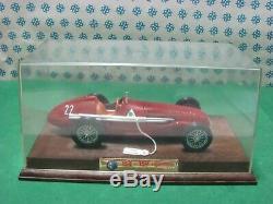 Vintage Alfa Romeo Alfetta 158-159 World Champion 1950-1951 -1/25 Mebetoys