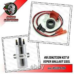 Volvo Penta Marine Engine Kit Electronic Ignition With Viper Reel Water Resistance