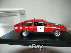 1/43 Alfa Romeo Alfetta Gtv Gr4 1975 Ballestrieri Kit Monte Pro