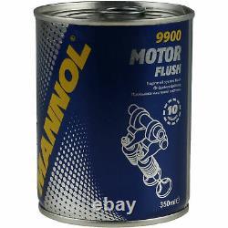 20x Original Sct Filtre à Huile Sm 130 + 20x Sct Moteur Flush Rinçage de Moteur