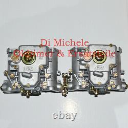 2x 40 Dcoe 128/129, Weber Carburateur, Alfa Romeo Alfetta Giulia Gt 1600