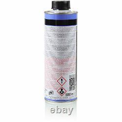 3xMANN-FILTER Ölfilter-w 718/2+3xLiqui Moly / 3x Cera Tec