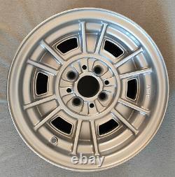 4 Roues Fiat 124 128 Cromodora CD66 Course 7x13 4x98 Felgen Wheels Jantes