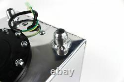 9 Litre Motorsport Réservoir de Carburant Aluminium Course à Cellule Bord Dash