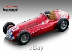 Alfa Romeo Alfetta 159 M N. 20 Spain Gp 1951 Farine 118 Formule 1 Échelle
