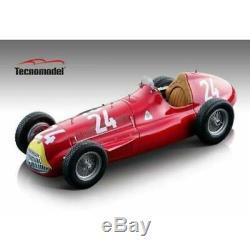 Alfa Romeo Alfetta 159 M N. 24 Winn. Swiss Gp 1951 Fangio Formule 1 Échelle 1/18