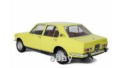 Alfa Romeo Alfetta 1.8 1972 Yellow Laudoracing Lm097b 1/18 Jaune Piper 200 Pcs