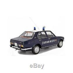Alfa Romeo Alfetta 1.8 Carabinieri 1973 LAUDORACING 118 LM099-1 Miniature