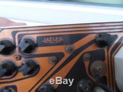 Alfa Romeo Alfetta GTV Compteur Vitesse Instrument Jaeger tableau bord voiture