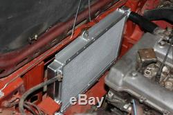 Alfa Romeo Alfetta GTV Radiateur aluminium alloy radiator cooling