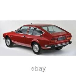Alfa Romeo Alfetta GT 1975 Red 1/18 CML083-3 CULT MODELS