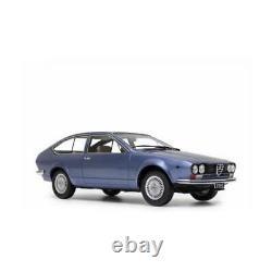Alfa Romeo Alfetta Gt 1.6 1976 Blue Met. LAUDORACING 118 LM130A2 Miniature