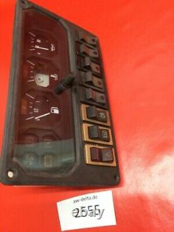 Alfa Romeo Alfetta Gt Gtv 2,5 Instrument Interrupteur Veglia 6021111 Occasion