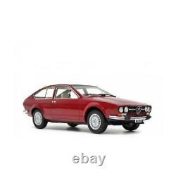Alfa Romeo Alfetta Gtv 2000 1976 Rosso Red LAUDORACING 118 LM130B1 Miniature