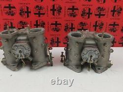 Alfa Romeo Alfetta MY1977 Carburateurs SOLEX C40 Addhe / 16 116230401103 01003