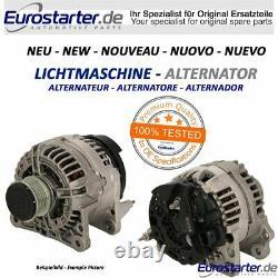 Alternateur 55a Nouveau Oe Nr. 63321042 Pour Fiat, Iveco