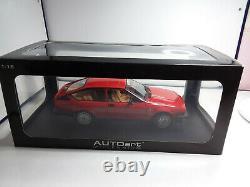 Auto Art1/18 Superbe Alfa Romeo Alfetta Gtv 2.0 1980 En Boite