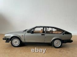 Auto Art Alfa Romeo Alfetta Gtv 2.0 1/18 Sans Boite A7