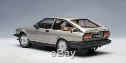 Autoart Magasin 1/18 Mini Voiture 38304 Alfa Romeo Alfetta Gtv 2.0 Gris Fini