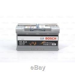 BOSCH Batterie de démarrage S5A pour ALFA ROMEO AUDI BMW DAF FIAT FORD JAGUAR VW