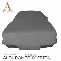 Bche De Protection Compatible Avec Alfa Romeo Alfetta Pour Intérieur Gris