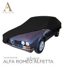 Bche De Protection Compatible Avec Alfa Romeo Alfetta Pour Intérieur Noir