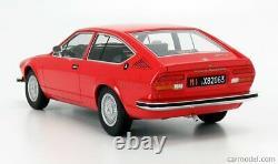 CULT-SCALE MODELS 1/18 Alfa Romeo Alfetta Gt 1.8 1974 Alfa Rouge CML083-3