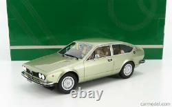 CULT-SCALE MODELS 1/18 Alfa Romeo Alfetta Gt 1.8 1974 Vert Clair Met CML083-1