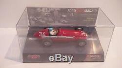 Cartrix vintage slot 1/32 Edition limitée Ref 32 Alfa Romeo Alfetta N°34 Fangio