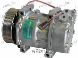 Compresseur de climatisation SD7H15 8G-119mm 24V SCANIA RSERIES 6CYL