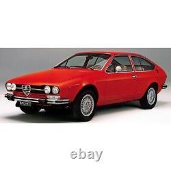 Cult Models 1975 Alfa Romeo Alfetta Gt Rouge Édition Limitée De 100 IN 1/18
