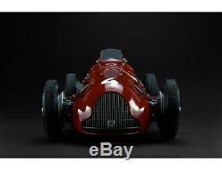 Exoto 1/18 Alfa Romeo Alfetta 159 A #4 -Giuseppe Farina -Winner GP Belgique 1951