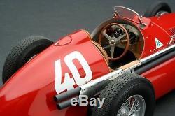 Exoto XS 118 1951 Alfa Romeo Alfetta 159 M Grand Prix de Italie #Gpc97242