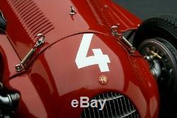 Exoto XS 118 1951 Alfa Romeo Alfetta 159 N. Farina 1st Belge Grand Prix
