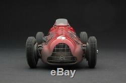 Exoto XS 118 Course Patiné 1951 Alfa Romeo Alfetta 159 1st Belge Gp
