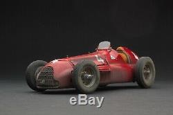 Exoto XS 118 Course Usé 1951 Alfa Romeo Alfetta 159 #GPC97241FLP