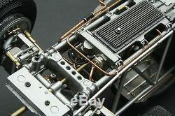 Exoto XS 118 Diorama'51 Alfa Romeo Alfetta 159M & N. Farina #GPC97240BF