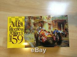 Exoto XS 1/18e Alfa Romeo Alfetta 159 M #20 Nino Farina GPC97240BF