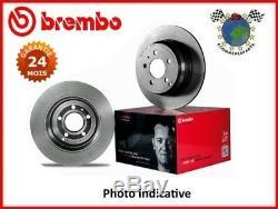 Kit disques frein Brembo avant ALFA ROMEO GIULIETTA ALFETTA GTV 90 75