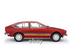 Laudoracing-models Alfa Romeo Alfetta Gtv 2000 Turbodelta 1979 118 Lm130c1